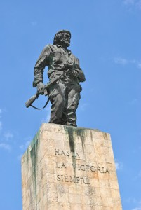Mausoleum van Che Guevara