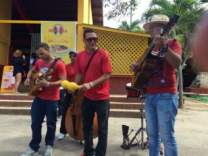 Live music in Guardalavaca